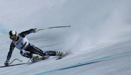Going to the Winter Olympics