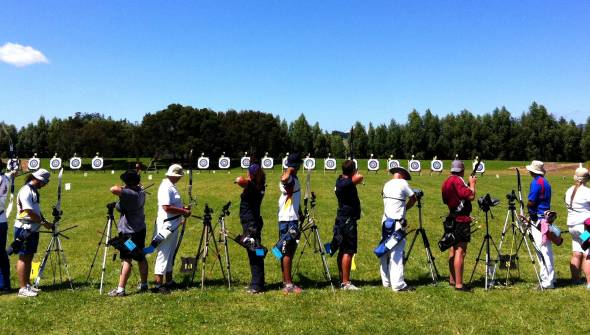 2014 Archery NZ National Championships & Open