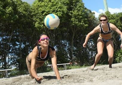 Beach Volley Rising Stars!