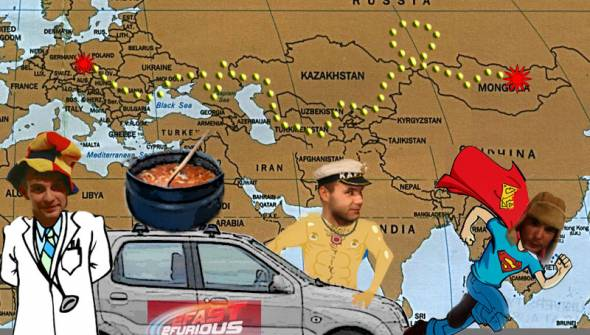 Mongol-Charity-Adventure-Rally!